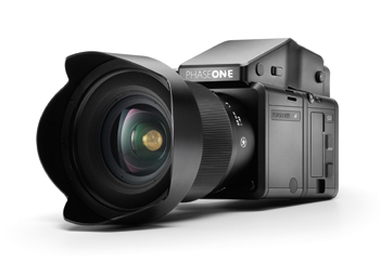 PHASE ONE XF MEDIUM-FORMAT CAMERA - CAMERAS - Muted