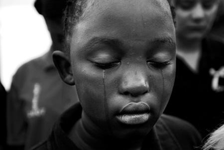 Ebony teen abused porn