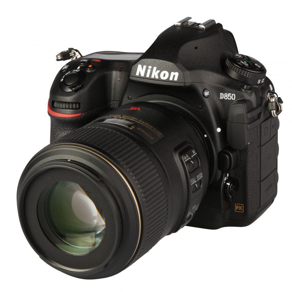 Lab Test: Nikon D850