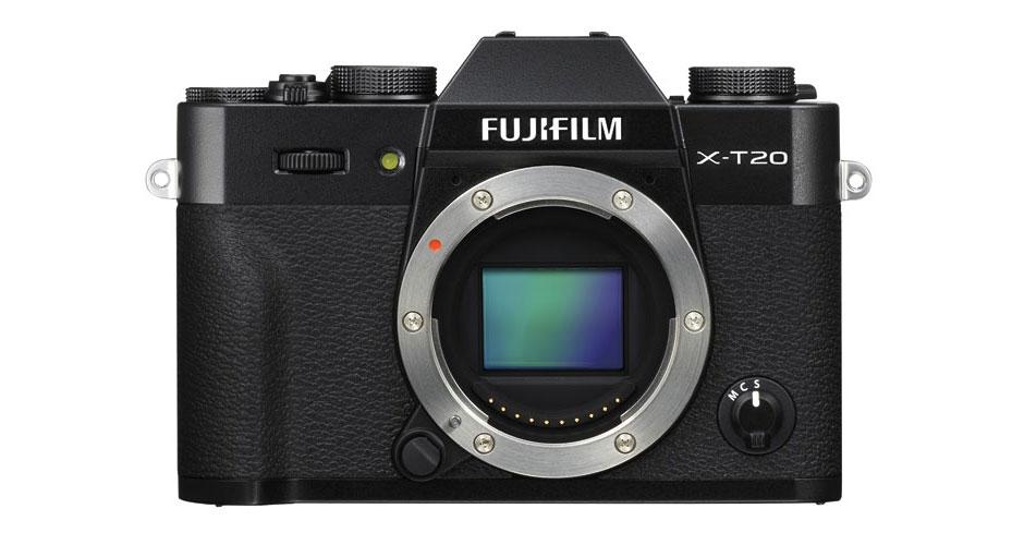 Camera Review: Fujifilm X-T20 Mirrorless Camera