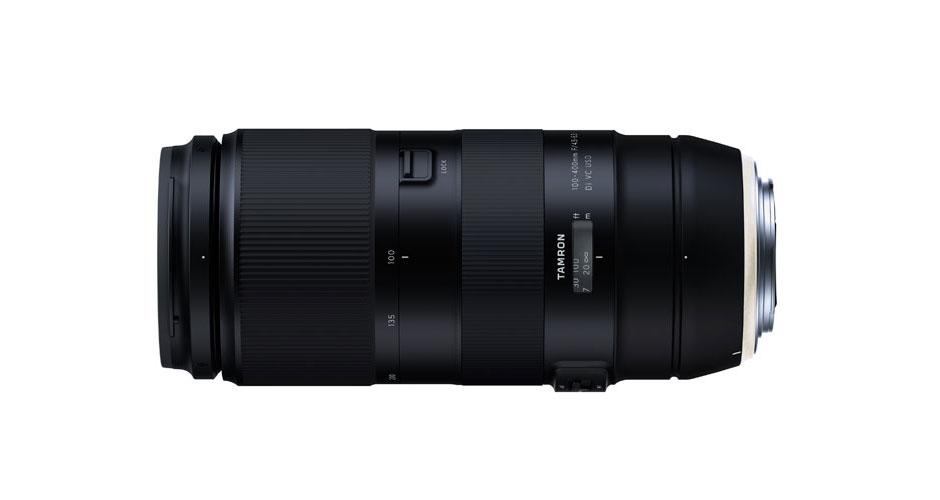 Lens Review: Tamron 100-400MM F/4.5-6.3 DI VC USD
