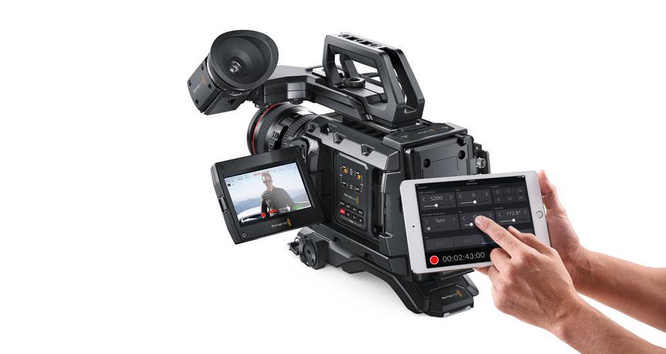 Review Blackmagic Design S Ursa Mini Pro Video Camera