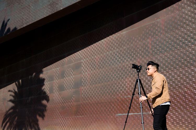 The Sony GP-VPT2BT Shooting Grip 6